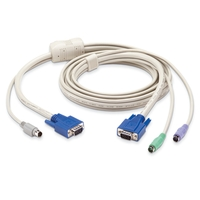 PS-2 to Sun Converter KVM cable