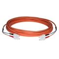 FO OM1 Multimode Patch Cables 62.5µm Ruggedized LSZH