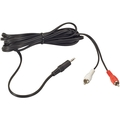 Stereo Audio Cable RCA to 3.5mm